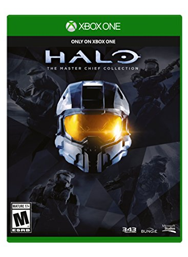 Microsoft Halo Masterchief Cllctn X1 For Xbox One Rq2-00010 RQ2-00010
