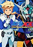 Mobile Suit Gundam AGE-Second Evolution-(2) (Kadokawa Comics Ace) (2012) ISBN: 4041203775 [Japanese Import]
