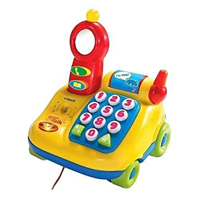 Vtech Small Talk Phone: Toys & Games