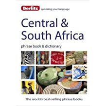 Berlitz Language: Central & South Africa Phrase Book & Dictionary: Portuguese, Tswana, Shona, Afrikaans, French & Swahili