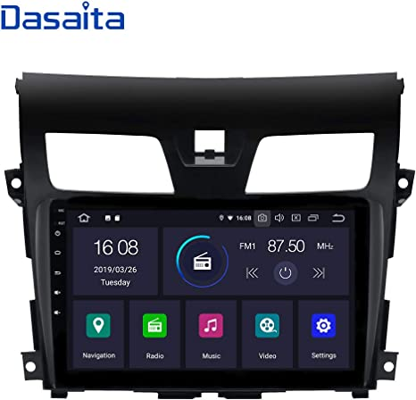 Amazon.com: Dasaita Android 7.1 - Radio estéreo para Nissan ...