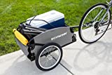 Schwinn Day Tripper Cargo Bike Trailer, Folding