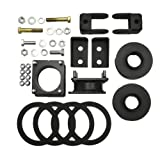 Traxda 102040 Front and Rear Lift Kit