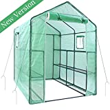 Greenhouse for Outdoors with Observation Windows