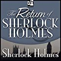 The Return of Sherlock Holmes Audiobook by Sir Arthur Conan Doyle Narrated by Edward Raleigh