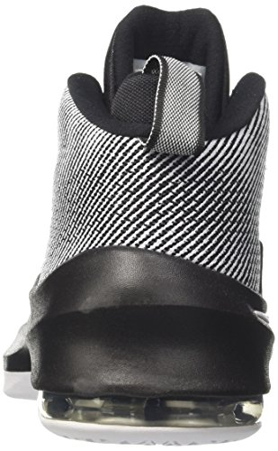 Black White Black 's NIKE Basketball Mid Shoes Men Max Infuriate Air Black UHUxBpA8q