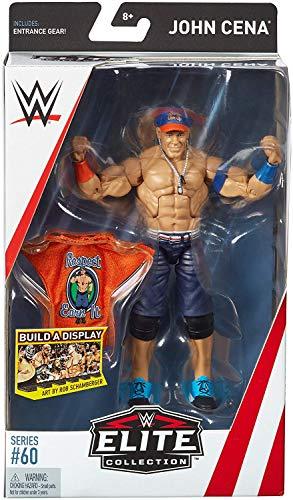 WWE Elite Collection Series # 60 John Cena Action Figure
