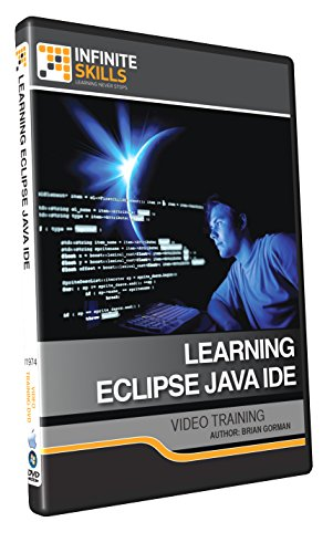 Learning Eclipse Java IDE - Training DVD