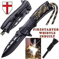 Pocket Knife - Tactical Folding Knife - ...