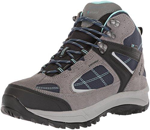 Hi-Tec Women's Altitude Lite II I Waterproof Hiking Boot, Blue Moon/Insignia Blue/Aquifer, 090M Medium US by Hi-Tec