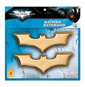 The Dark Knight Rises Batman Batarangs at Gotham City Store