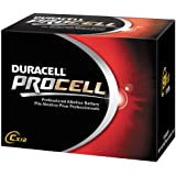 Duracell Procell Alkaline Batteries - 12 Count C