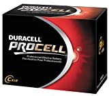 Best C Batteries - Duracell Procell Alkaline Batteries - 12 Count C Review
