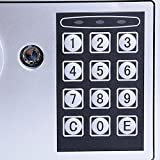 HOMDOX Digital Electronic Security Safe Box with