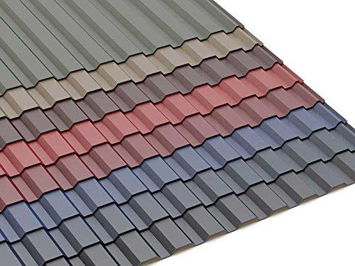 Fassadenschrauben verzinkt 4,8 x 25 mm 100 St/ück Bohrschrauben