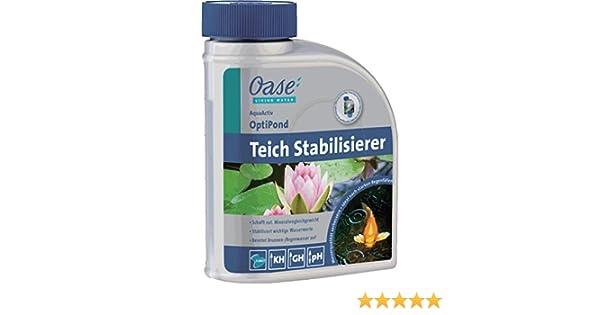 Oase de purificador de Agua Algo optipond 500 ml, Plata: Amazon.es ...