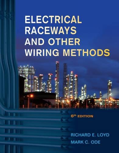Electrical Raceways & Other Wiring Methods