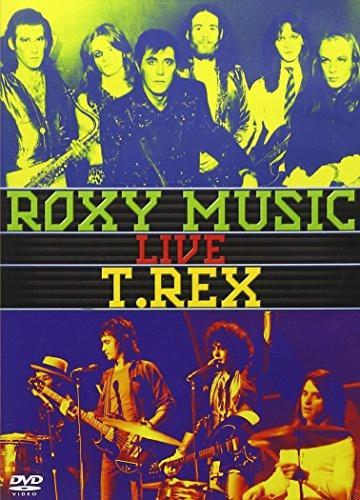 Roxy Music / T. Rex: Live ()