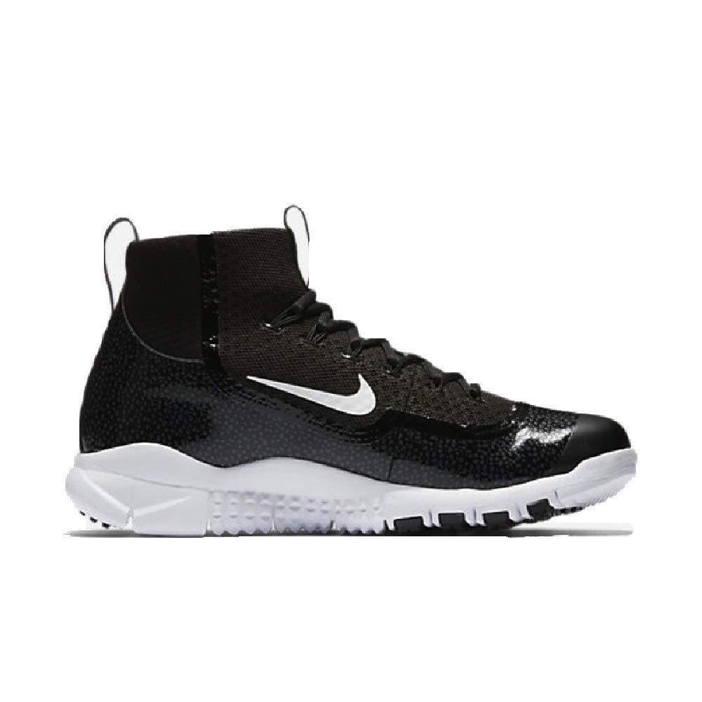 100% authentic 54869 c5edd Amazon.com   Nike Huarache 2KFilth Elite Pregame 856428-016 Men s Baseball  Shoes 13 US Black   Baseball   Softball