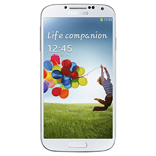 Samsung Galaxy S4 16GB (SGH-I337) 4G LTE White Frost - AT&T