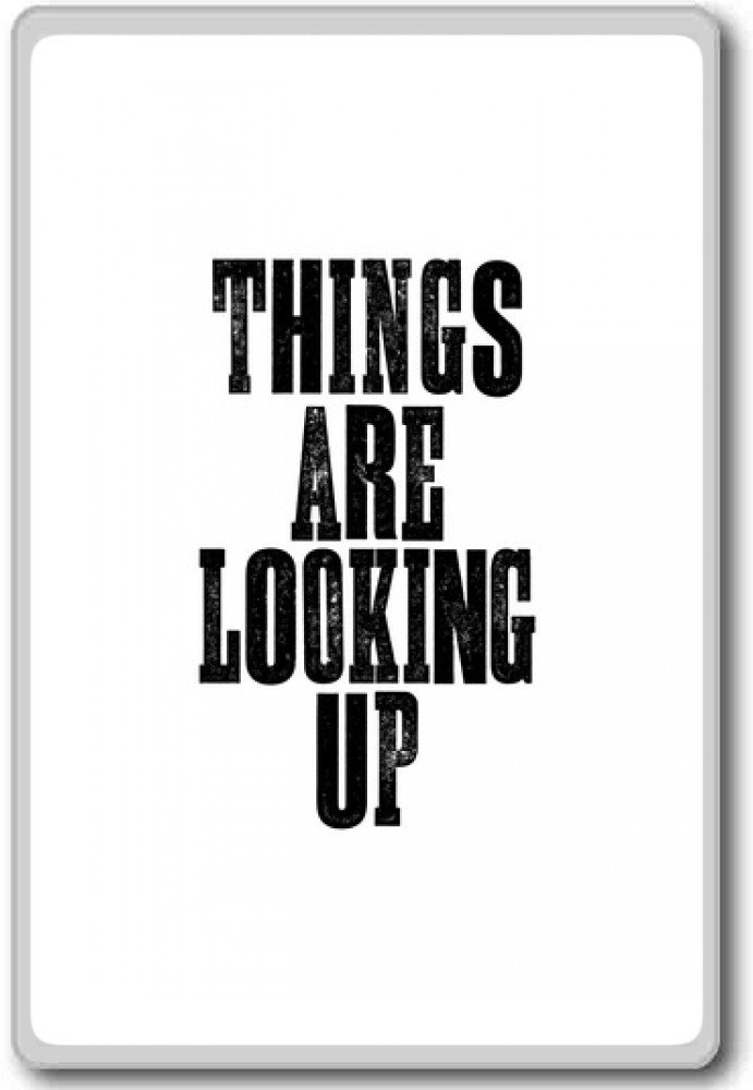 Amazoncom Things Are Looking Up Motivational Inspirational