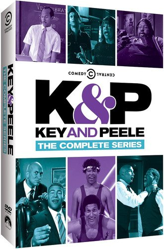 Key & Peele: The Complete Series (Best Key And Peele Sketches)