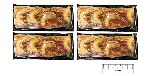 OvenGrillers Bacon Wrapped Hawaiian Stuffed Chicken Breast, Frozen (16 Piece) by OvenGrillers (Image #1)