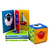 Sassy First Sounds Book Set and Cube, Baby & Kids Zone