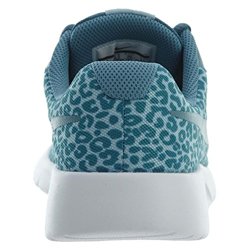 Girls Tanjun Print (GS) Shoes - Ocean Bliss