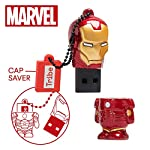 Chiavetta-USB-16-GB-Iron-Man-Memoria-Flash-Drive-20-Originale-Marvel-Avengers-Tribe-FD016504