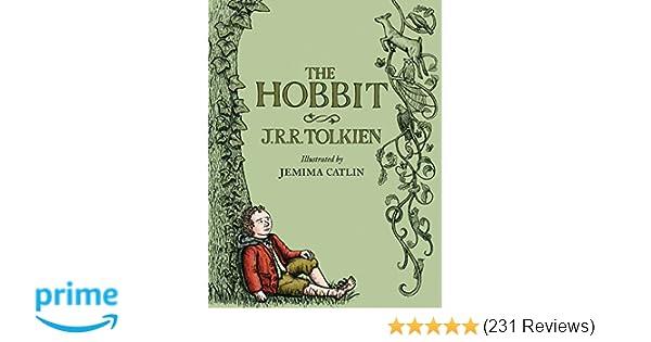 Amazon com: The Hobbit: Illustrated Edition (9780544174221