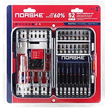 Norske Tools NIBPI703 42-Piece Impact Torsion Bit Set - - Amazon.com