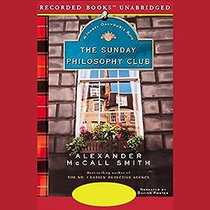 The Sunday Philosophy Club Audiobook
