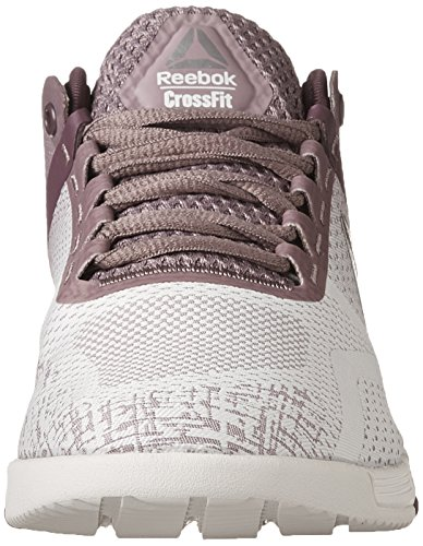 Reebok Women's R Crossfit Grace TR Sneaker, Smoky Orchid/Chalk/Washed, 6.5 M US by Reebok (Image #4)