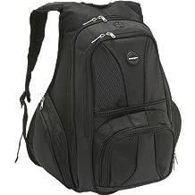 Kensington KMW62238 Contour Computer Backpack- 15-.75in.x9in.x19-.50in.- Black
