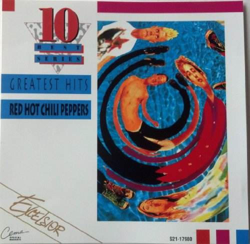 Red Hot Chili Peppers Greatest Hits - 10 Best Series From Excelsior