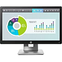 HP EliteDisplay E202 IPS 20 Black,Silver