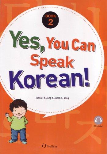 yes you can speak korean - 2