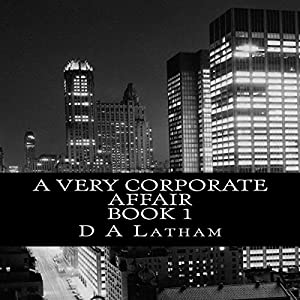A Very Corporate Affair Audiobook