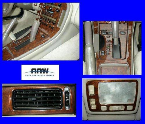 1993 Lexus Sc Interior: LEXUS SC300 SC400 SC 300 400 INTERIOR BURL WOOD DASH TRIM