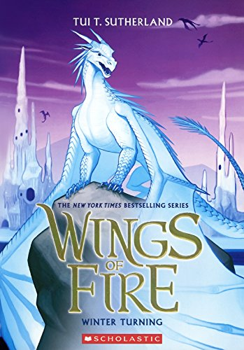 (Winter Turning (Wings of Fire) (Turtleback School & Library Binding)