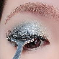 brandchef (TM) 1pcs False Fake Eyelashes Clip Acero Inoxidable Eye Lash rizador de pestañas aplicador Belleza Marca Herramienta de maquillaje maquiagem