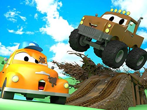 Ben the Tractor/Matt the Police car