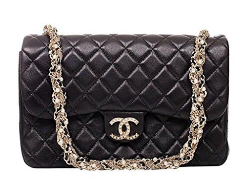 chanel classic bag - 8