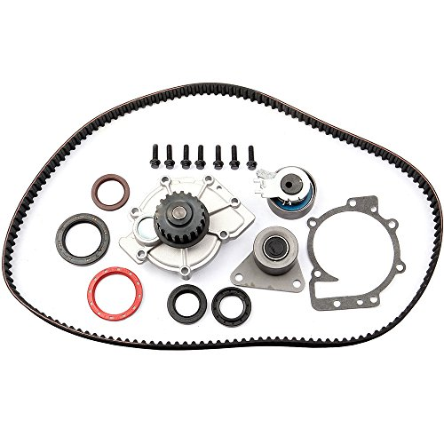 ECCPP Timing Belt Water Pump Kit Fits Volvo C70 S40 S60 S70 S80 V40 V50 V70 XC70 XC90
