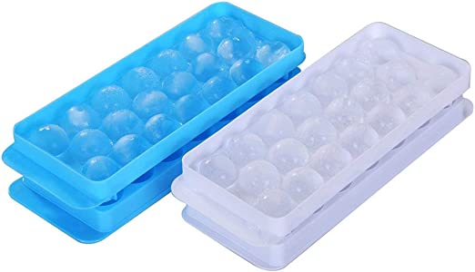 healthy ice maker DIY Freeze Mold with cover ice making tray with  Ice cube SP