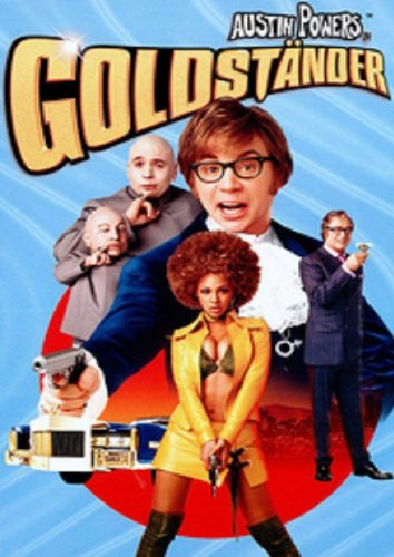 Austin Powers in Goldständer Film
