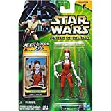 Star Wars, Power of the Jedi, Aurra Sing Action Figure, 3.75 Inches