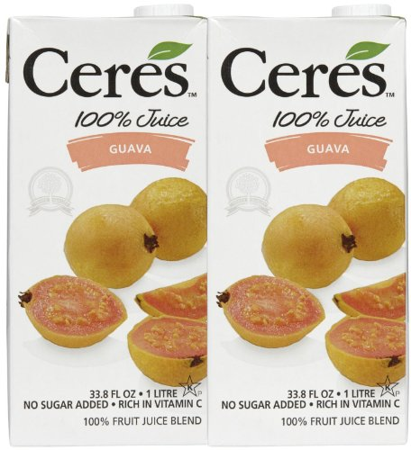 Ceres Juice   Guava   33 8 Oz   2 Pk