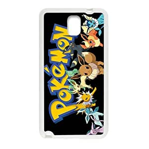 Anime cartoon Pokemon Cell Phone Case for Samsung Galaxy Note3